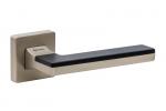 LARISSA SQ NBM/NBM/AL6 матовый никель/матовый никель/черный матовый SYSTEM